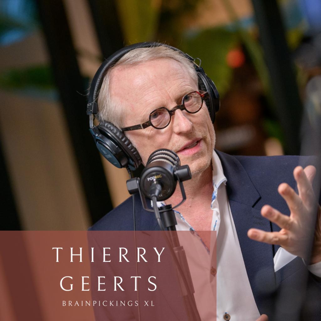 Uitgelicht Thierry Geerts