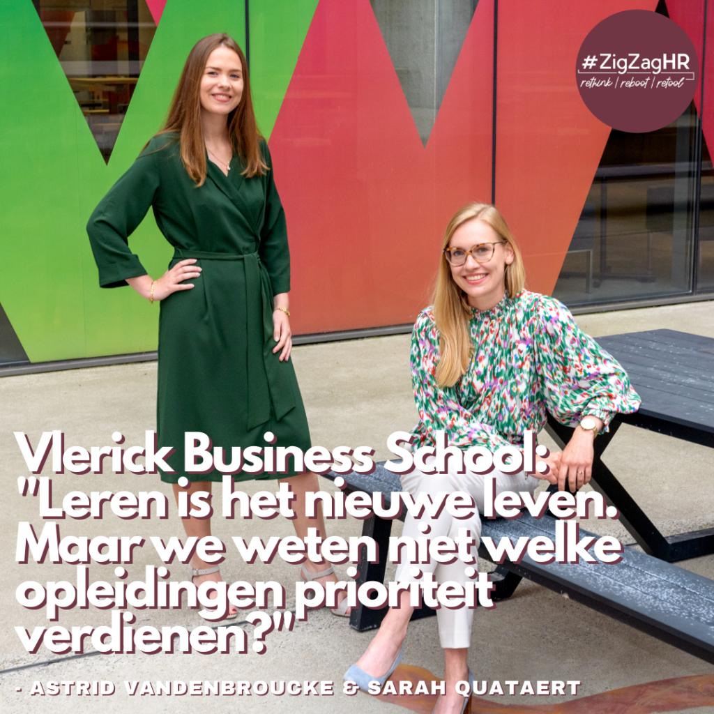Astrid Vandenbroucke & Sarah Quataert